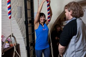 BELL RINGING EXERCISE