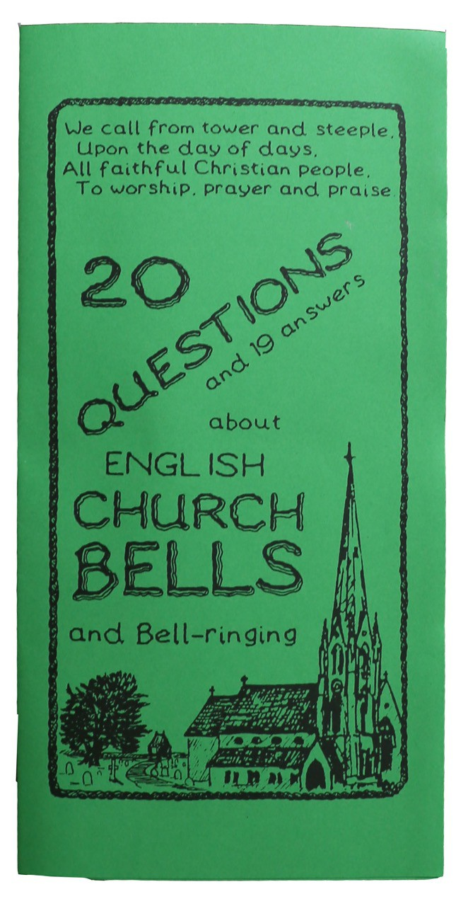 20 Questions and 19 answers (Pack of 20) **