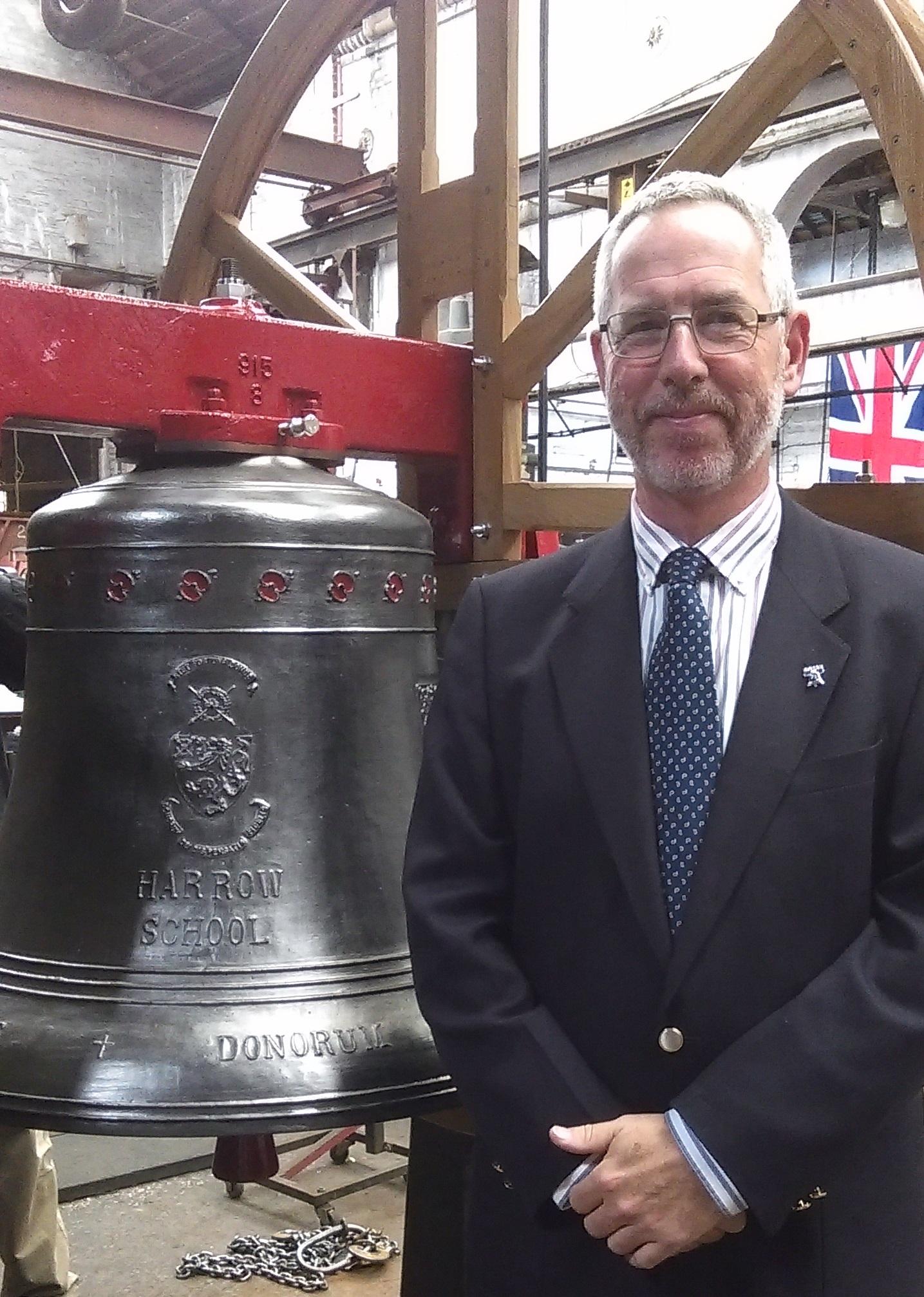 CDO Harrow Bell