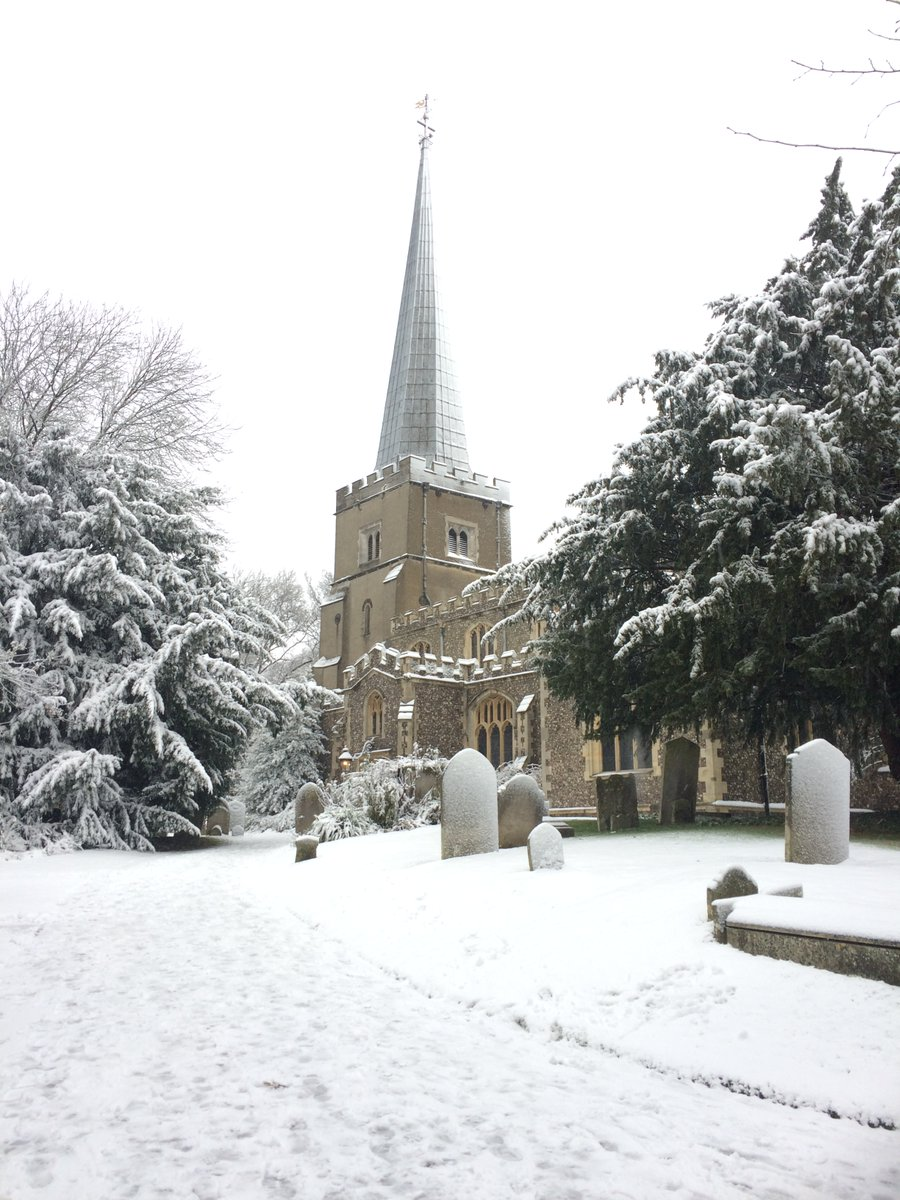 Harrow-snow