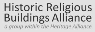 historic religious buildings alliance
