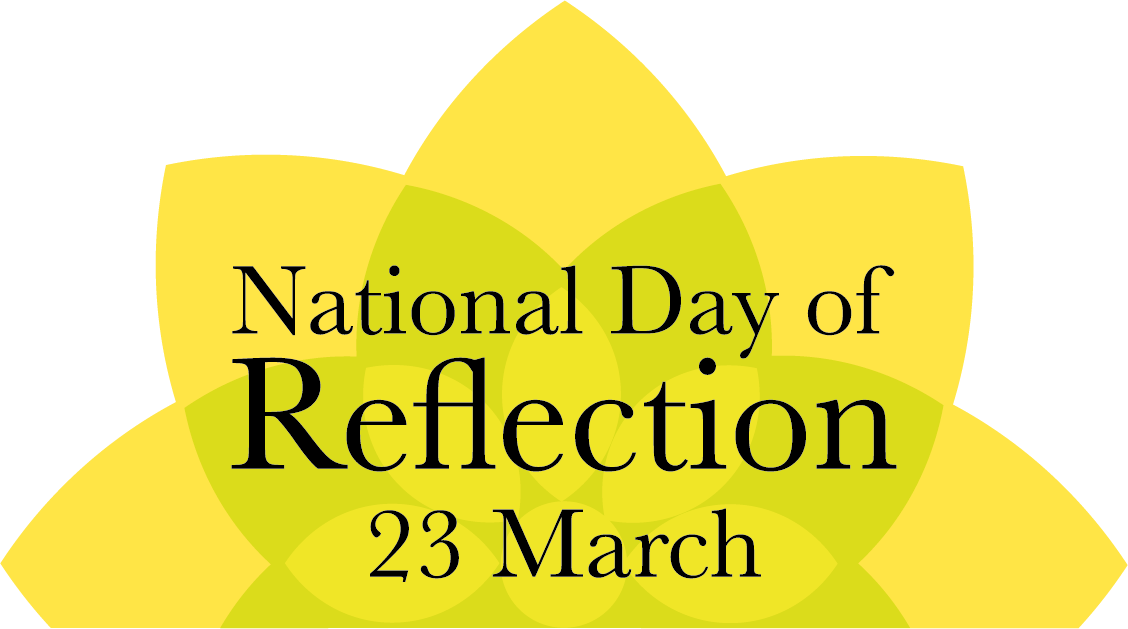 Marie Curie Day of Reflection logo