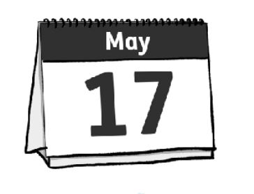 17 May