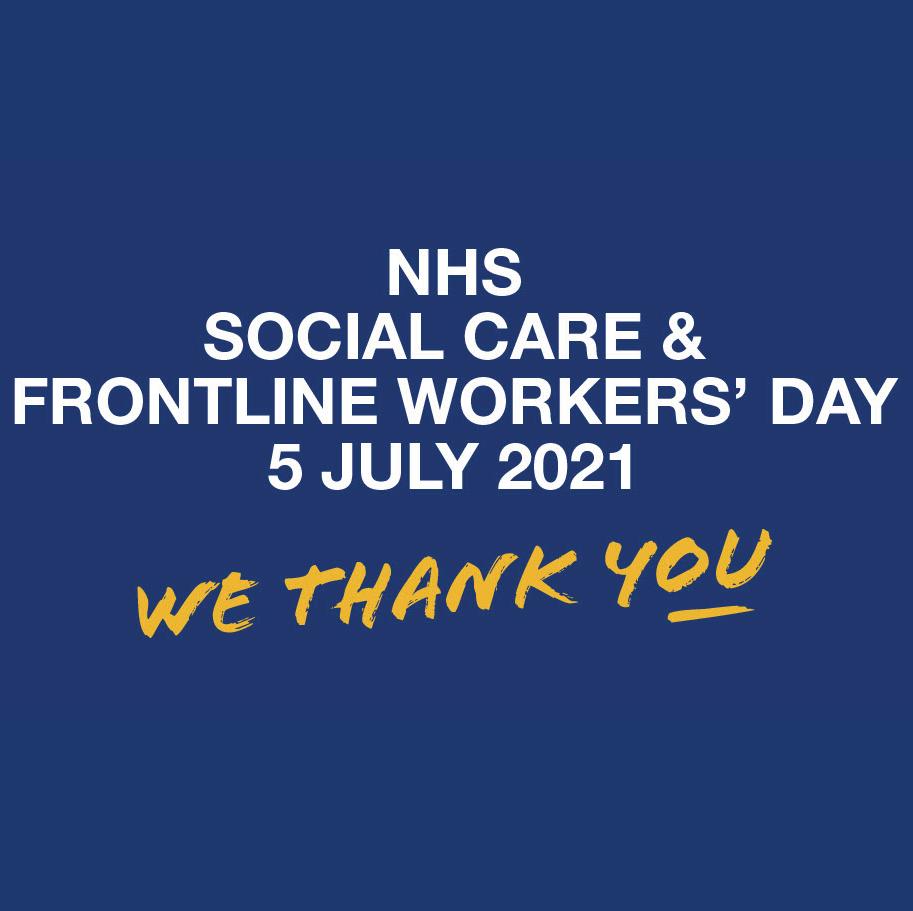 NHS Day logo
