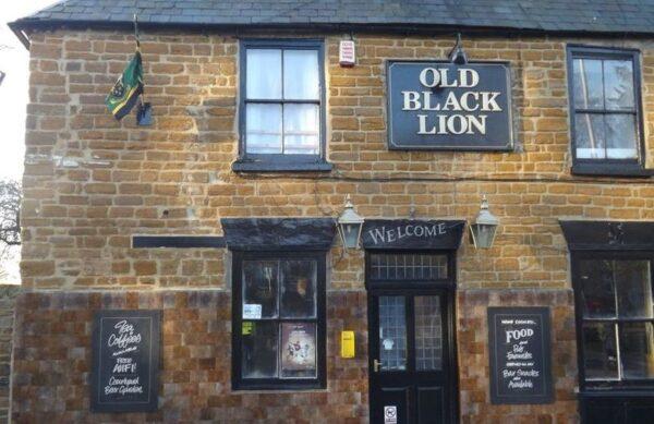 Old Black Lion.