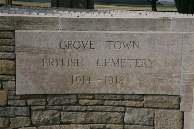 Name inscription adjacent to Entrance