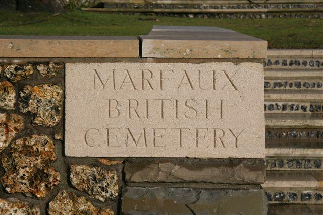 Name inscription on wall near entrance