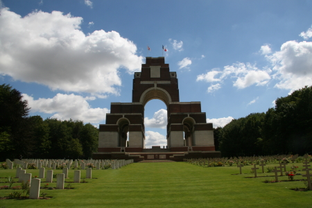 View of Memorial